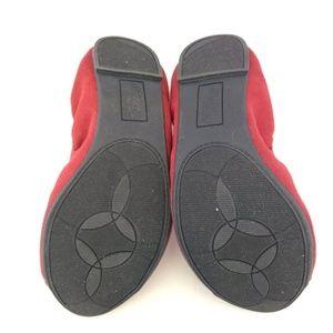 dexflex comfort Shoes - New Dexflex Comfort 10 Flats Loafers Red Patent